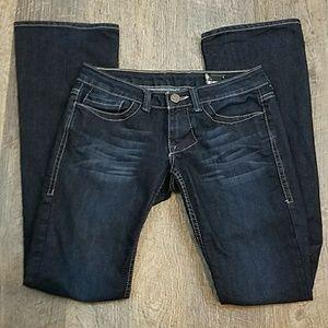 William Rast Jeans - *[WILLIAM RAST] DARK WASH BOOTCUT JEANS